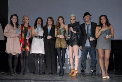 Glamour Women of the Year 2011 Győztesek