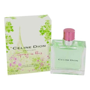Celine Dion parfüm - Spring in Paris (Virágos, EDT 15 ml)