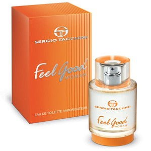 Sergio Tacchini parfüm - Feel Good (Virágos, EDT 100 ml)