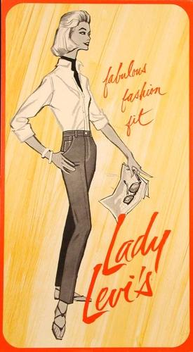 Lady Levi's